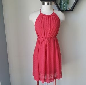🎉Elle dress sz medium salmon